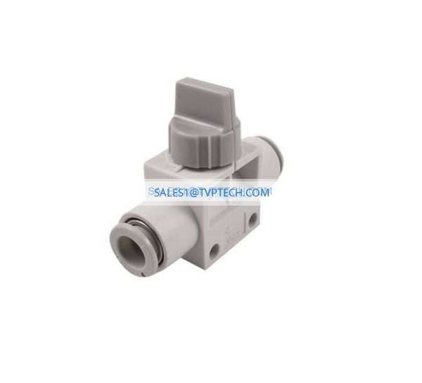 VHK2-08F-08F-8mm-OD-Tube-One-Touch-Fitting-Pneumatic