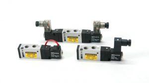 Van điện từ - Solenoid valve